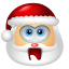 64x64px size png icon of Santa Claus Shock
