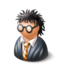 64x64px size png icon of Harry Potter