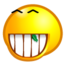 64x64px size png icon of Big smile