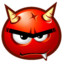 64x64px size png icon of Hell boy