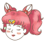 64x64px size png icon of chibiusa
