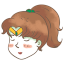 64x64px size png icon of sailor jupiter