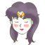 64x64px size png icon of sailor mars