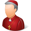 64x64px size png icon of Religions Bishop