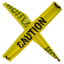 64x64px size png icon of Caution CAT