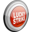 64x64px size png icon of Lucky Strike Lights Gray Logo