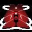 64x64px size png icon of Nike & Nano 1G Black Sport