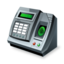 64x64px size png icon of Fingerprint reader