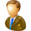 64x64px size png icon of man