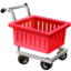 64x64px size png icon of empty shopping cart