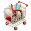 64x64px size png icon of Full shopping cart