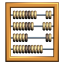 64x64px size png icon of Abacus
