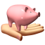 64x64px size png icon of Financial services