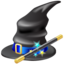 64x64px size png icon of Wizard