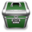 64x64px size png icon of green