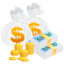 64x64px size png icon of Money Bag