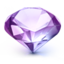 64x64px size png icon of diamond