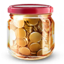 64x64px size png icon of money jar