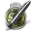 64x64px size png icon of Yellow w silver pen