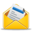 64x64px size png icon of Message already read