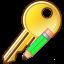 64x64px size png icon of Modify key