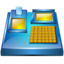 64x64px size png icon of Electronic billing machine