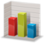 64x64px size png icon of column chart