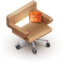 64x64px size png icon of Chair