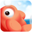 64x64px size png icon of Fish 4