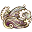 64x64px size png icon of Ele water