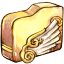64x64px size png icon of Folder angelwing