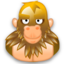 64x64px size png icon of Bigfoot
