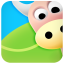 64x64px size png icon of ox cow 2