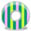 64x64px size png icon of Disk 3