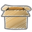 64x64px size png icon of scribble box open