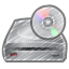 64x64px size png icon of scribble cd driver