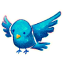 64x64px size png icon of Birdie