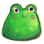 64x64px size png icon of Froggy