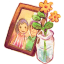 64x64px size png icon of PhotoFrame