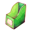 64x64px size png icon of Recycle Bin Empty 1