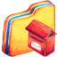 64x64px size png icon of Y MailBox