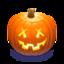 64x64px size png icon of KAWSJackOLantern