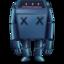 64x64px size png icon of kawsbotmodC1Th