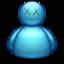 64x64px size png icon of kawsbuddyzA30