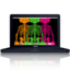 64x64px size png icon of kawsmacbookblackyRer