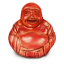 64x64px size png icon of Buddha Statue