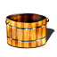 64x64px size png icon of Bucket