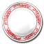 64x64px size png icon of Plate
