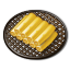 64x64px size png icon of spring roll