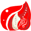 64x64px size png icon of Folder Red HDD
